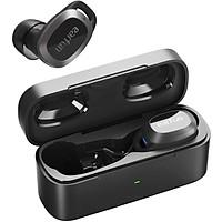 Tai nghe True Wireless EarFun Free Pro - Chống ồn chủ động, Xuyên âm, Bluetooth 5.2, Nghe nhạc 32 giờ, Sạc không dây, Điều khiển cảm ứng, Chống nước IPX5 - Hàng chính hãng