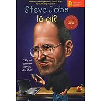 Sách-chân dung những người thay đổi thế giới-Steve Jobs là ai?(tái bản 2018)