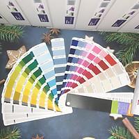 FHIP120A - Bộ bảng màu Pantone TPG - Fashion Home interiors Color Guide Specifier Suplement - Bổ sung 315 màu TPG mới năm 2020 cho Pantone FHIP110N (2310 màu cũ) - Hàng nhập khẩu từ Mỹ