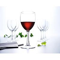 Bộ 6 Ly Rượu Vang Thuỷ Tinh Luminarc Elegance 190ml - LUEL12055
