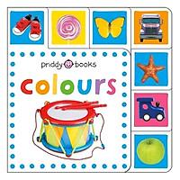 Mini Tab Colours - Mini Tab Books (Hardback)