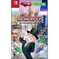Đĩa game Monopoly cho máy Switch