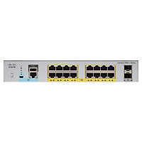 Switch Cisco WS-C2960L-16PS-LL 16 port GigE PoE 2x 1G SFP LAN Lite - Hàng Nhập Khẩu
