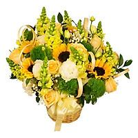 Giỏ hoa tươi Lộng Lẫy - Kiêu Sa 3975