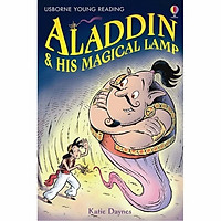 Usborne Young Reading Series One: Aladdin and his Magical Lamp + CD