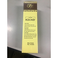 Sữa rửa mặt chuyên dùng cho da mụn, detox thải độc da