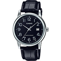 Đồng hồ nam dây da Casio MTP-V002L-1BUDF