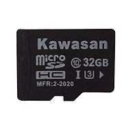 Thẻ Nhớ Micro SD Kawasan U3 32GB Class 10 - 95MB/s - Hàng Chính Hãng