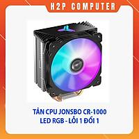 Quạt Tản Nhiệt CPU Jonsbo CR-1000 - Hỗ Trợ Intel và AMD New - Hàng Chính Hãng