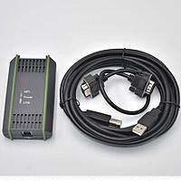Cáp lập trình PLC USB-MPI 6GK1571-0BA00