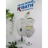 Gương Soi Kibath Hình Trái Táo KT 60x57 cm