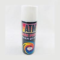 Sơn xịt ATM phản quang Spray trắng F1