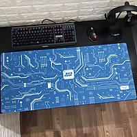 Miếng Lót Chuột, Bàn Di Chuột, mouse pad cỡ lớn Gaming (90x40x0.3)