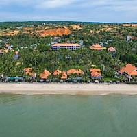 Mũi Né De Century Resort & Spa 4* Phan Thiết - Bữa Sáng, Hồ Bơi, Bãi Biển Riêng, Khách Sạn Ngay Trung Tâm