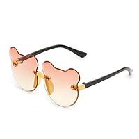 Cartoon Cat Ear Sunglasses Traveling Kids UV Protection Resin Lens Glasses