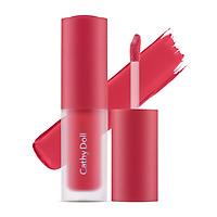 Son kem và má hồng Cathy Doll Lip & Cheek Nude Matte Tint 3.5g