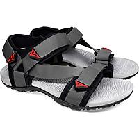 Giày sandal nam Việt Thủy quai ngang VT02 - Xám