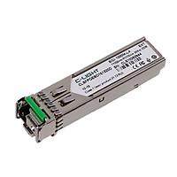 Module quang SFP 1 sợi quang 1.25G, LC, DDM 1550/1310 20km chính hãng