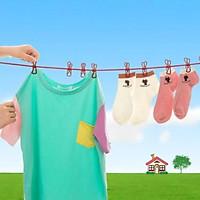 cuộn dây phơi quần áo đa năng 5m