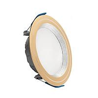 Đèn LED Downlight Roman ELD2028 viền nhôm, tuổi thọ >30.000 giờ, chip LED Samsung cao cấp