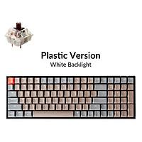 Bàn phím cơ Keychron K4 Bản nhựa (hàng chính hãng)