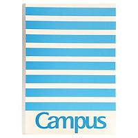 Vở Campus Répété Kẻ Ngang 200 Trang B5S NB-BSREP200 - Màu Xanh Da Trời