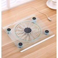 Đế tản nhiệt 828 1 fan - màu ngẫu nhiên