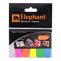 Giấy Note Elephant Film Index 12X50 133009