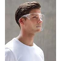 Kính che mặt chống giọt bắn có gọng gương, an toàn, thời trang dễ sử dụng