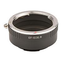 Lens Adaptor Mount Ring for Canon EOS EF EF-S Lens to E0S R RP R5 R6 EOSR RF Camera Body