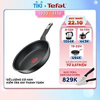 Chảo chiên 28cm Tefal Unlimited G2550602 - Chống dính, báo nhiệt thông minh - hàng chính hãng
