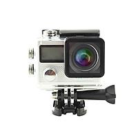 Camera Hành Trình Xe Máy 4K-SJ9000 (Chống Nước,Màn Hình Kép,Có Điều Khiển Đeo Tay Wifi)