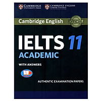 Cambridge IELTS 11 Academic