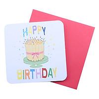 Thiệp Sinh Nhật Maisen Happy Birthday
