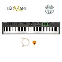 Nektar LX88+ Midi Keyboard Controller 88 Phím Cảm ứng lực Bàn phím sáng tác - Sản xuất âm nhạc Producer LX88 Hàng Chính Hãng - Kèm Móng Gẩy DreamMaker