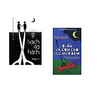 Combo 2 cuốn sách: Bạch dạ hành   + Bí ẩn về con chó lúc nửa đêm