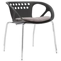 Combo 2 Ghế đa năng cao cấp mã K0A0-025, phù hợp dùng ngoài trời, pantry, nhà hàng, quán cafe, bàn trang điểm...