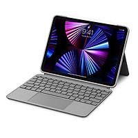 Bàn Phím Logitech Combo Touch iPad Pro 12.9 inch 5TH GEN - Hàng Chính Hãng