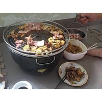 Bếp nướng than hoa ko khói BN300