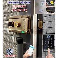 Bộ khóa cổng vân tay thông minh HomeProSec HPS- SLPRO ( TF2P8 - UPS)