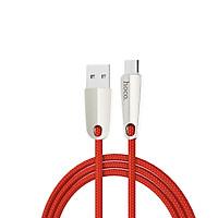 Cáp sạc Micro-USB Hoco U35 tự ngắt khi pin đầy dài 1.2m dành cho samsung, oppo - Hãng nhập khẩu