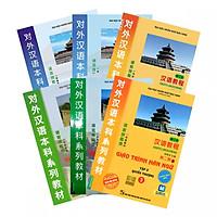 Combo Trọn Bộ 6 Quyển Giáo Trình Hán Ngữ ( bản mới 2018 ) (tặng sổ tay mini dễ thương KZ)