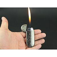 Bật Lửa Gas Khắc Nổi Hoa Văn Sang Trọng - US21 (màu ngẫu nhiên)