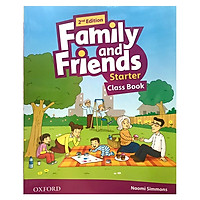 Family and Friends: Starter: Class Book