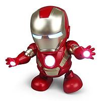 Mô Hình Robot Người Sắt Dance Hero Siêu Hot (Tặng Kèm Pin)