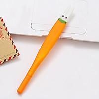 Bút Bi Thỏ Cà Rốt Độc Đáo - Mực đen