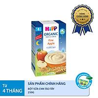 Bột ăn dặm dinh dưỡng Sữa, Chúc ngủ ngon táo tây HiPP Organic 250g