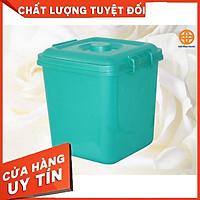 Thùng gạo Việt Nhật lớn nhỏ - Đồ dùng nhà bếp cao cấp bằng nhựa vệ sinh tiện dụng