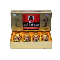 Cao Hồng Sâm 365 Hàn Quốc (4 Lọ x 240g)