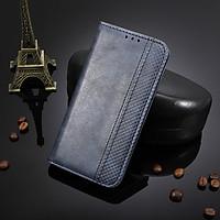 Bao da dạng ví, nam châm dành cho Samsung Galaxy A51 Luxury Leather Case - Hàng nhập khẩu